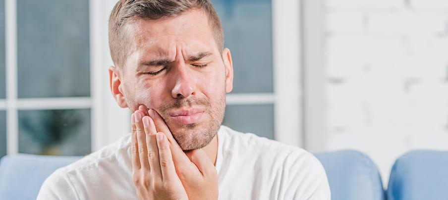 Tillstånd och tillfällen som kräver akut tandvård